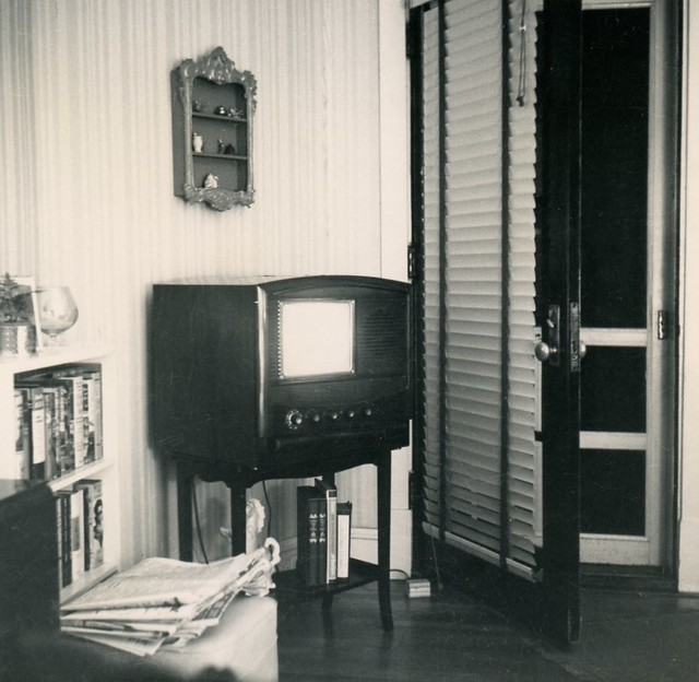 Philco Television Set, 1948
