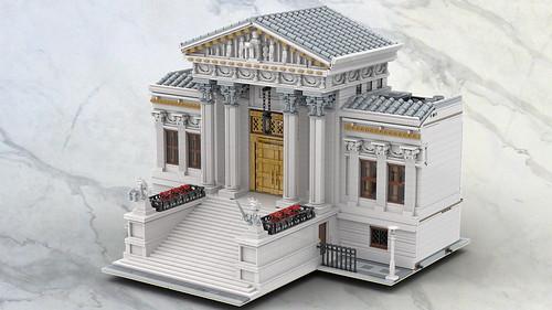 Modular Supreme Court