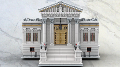 Modular Supreme Court Front
