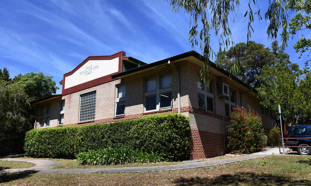 School of Arts, Como, Sydney, NSW.