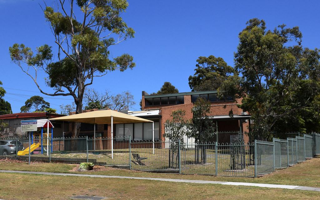 Community Hall, Yarrawarrah, Sydney, NSW.