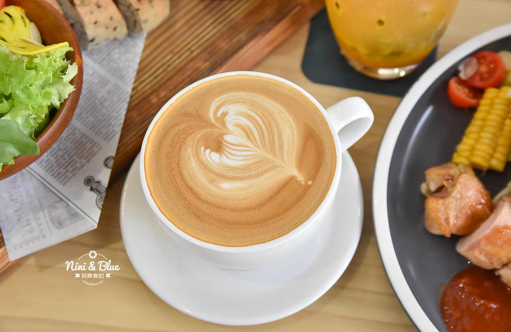 做咖啡逢甲店 hotelZ 逢甲早午餐咖啡11