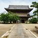 Main Gate of Komyoji Temple in Zaimokuza, Kamakura : 光明寺三門(鎌倉市材木座)