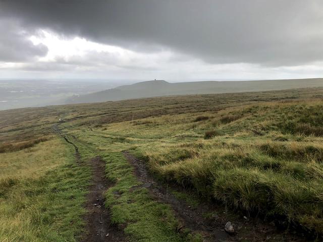 Sudden Downpour, Crooked Edge Hill