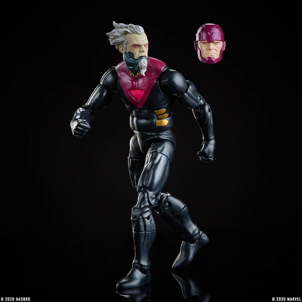 逼近 70 公分的超狂尺寸! Hasbro 漫威傳奇系列【哨兵機器人】1/12 比例可動人偶(X-Men Legends Marvel's Sentinel)現正募資中