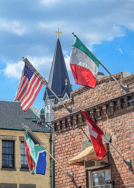 flags / Savannah Georgia
