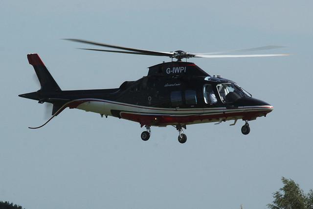 Agusta-Westland AW.109SP  Grand New  G-IWPI