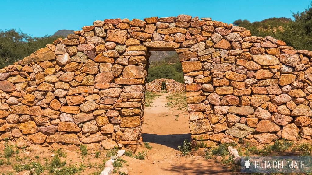 Ruinas del Shinkal de Quimivil