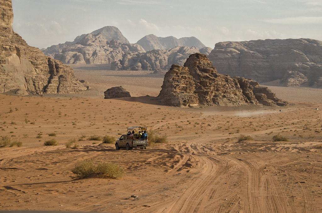 Jordan: Wadi Rum Scene #7