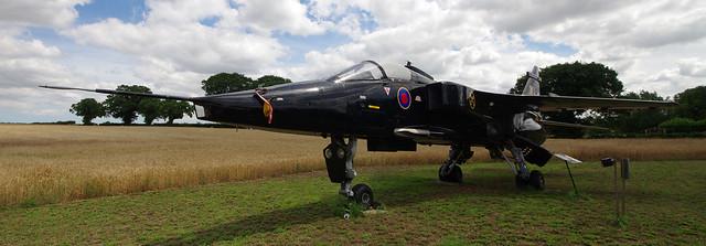 The village Jaguar
