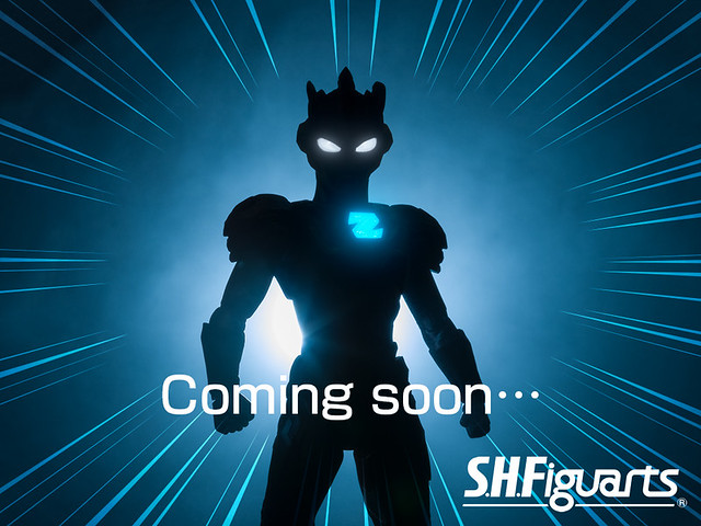 S.H.Figuarts《超人力霸王Z》超人力霸王傑特(ウルトラマンゼット)確定商品化!
