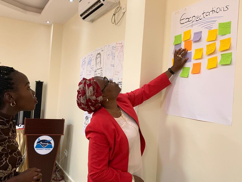 Training on Young Women's Participation in Peace Processes