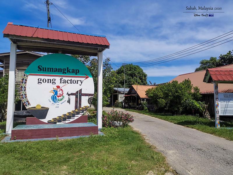 2020 Kudat Sumangkap Gong Factory 1
