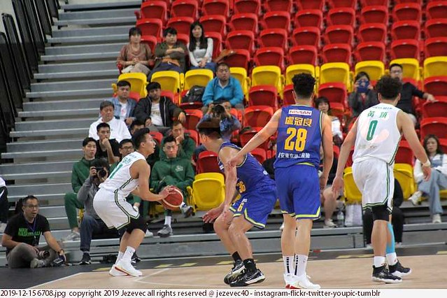 2019-12-15 6708 SBL Basketball Yulon vs Taiwan Beer