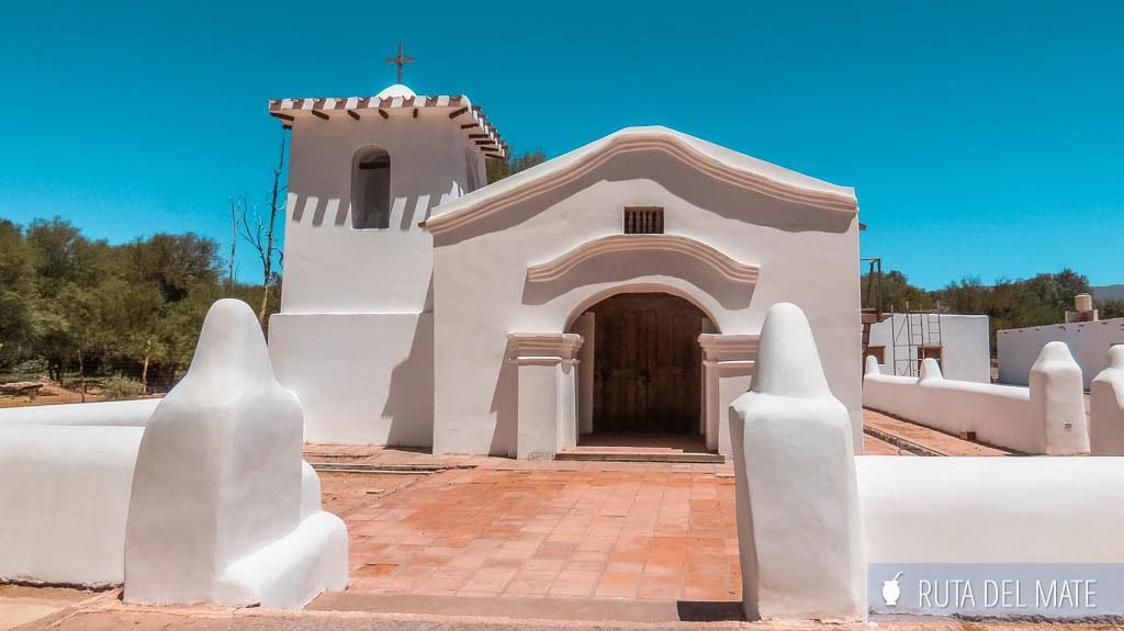 Iglesia de San Pedro en Fiambalá