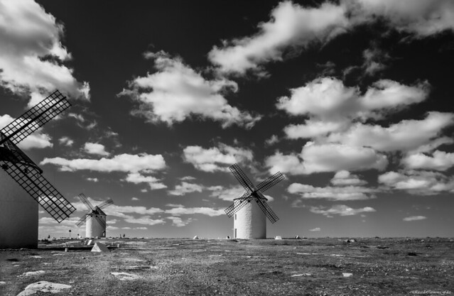 Molinos - Windmills (Explore 13Jul2020)