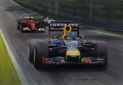 Vettel vs Alonso