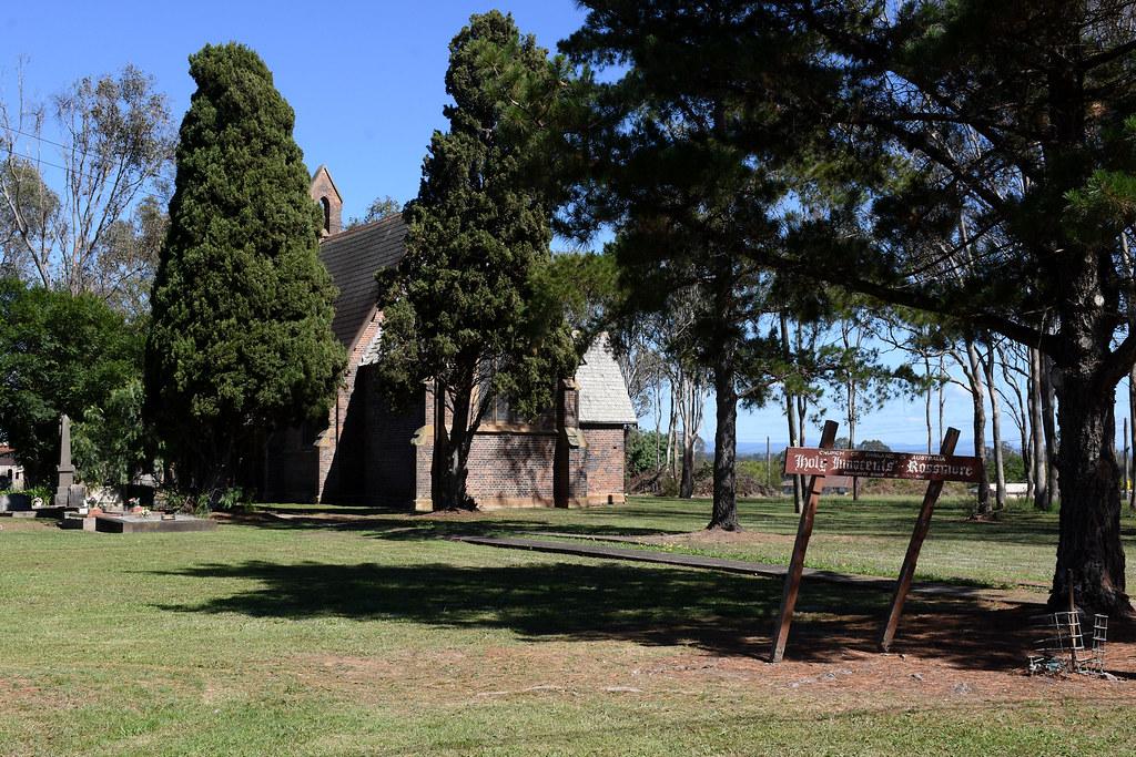 Crossroads Baptist Church, Rossmore, Sydney, NSW.
