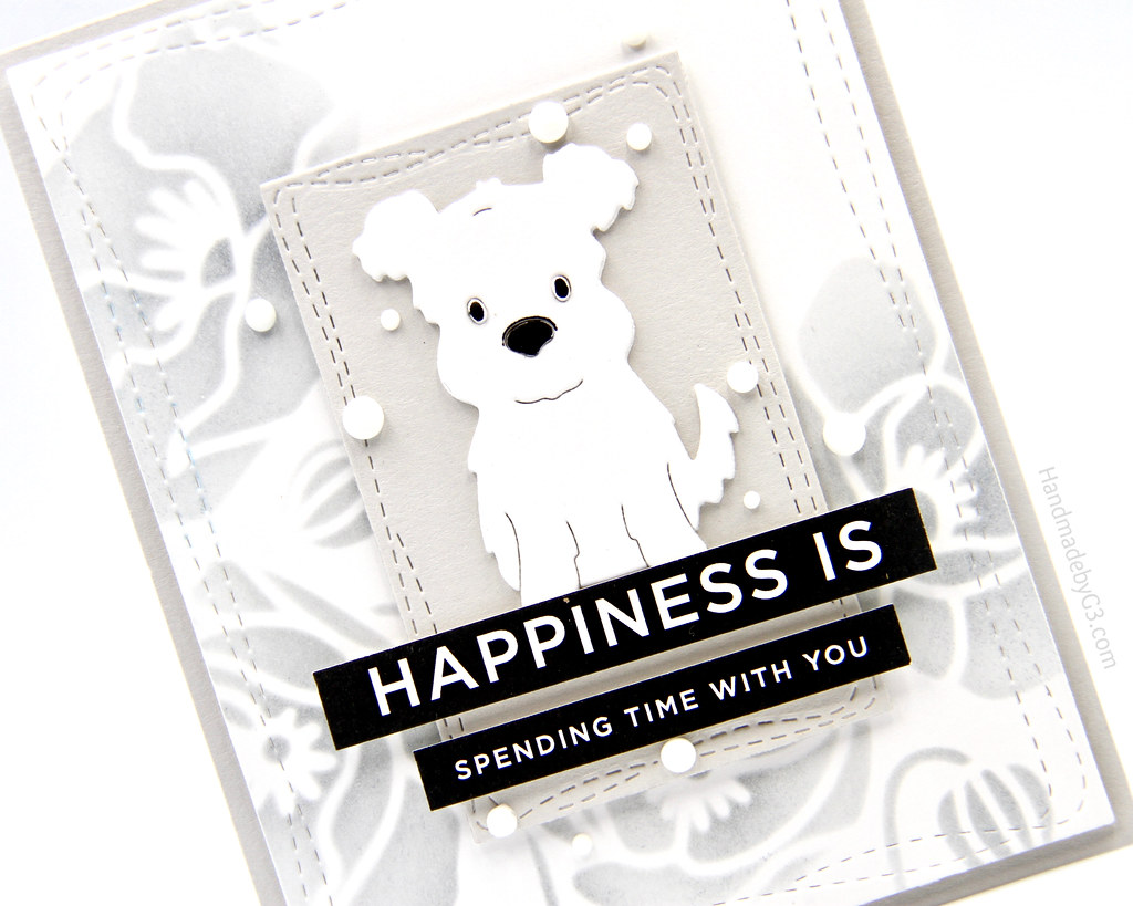Happiness is card closeup1