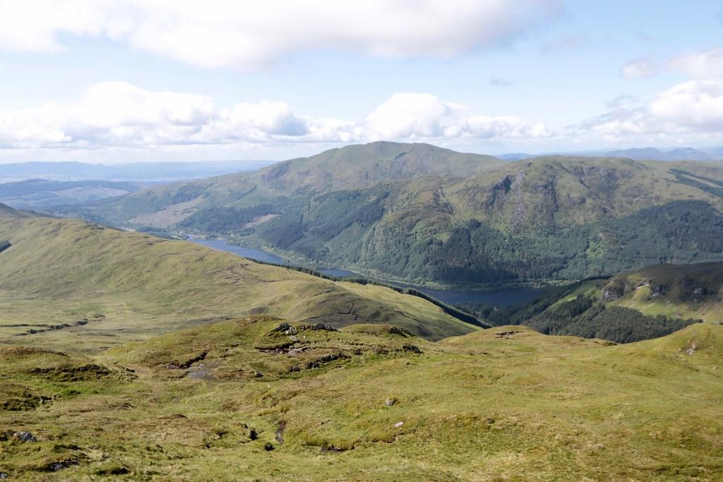 Loch Lubnaig and Ben Ledi