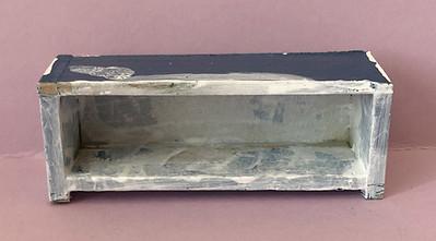 Pohja sahattu irti - The bottom is sawed off