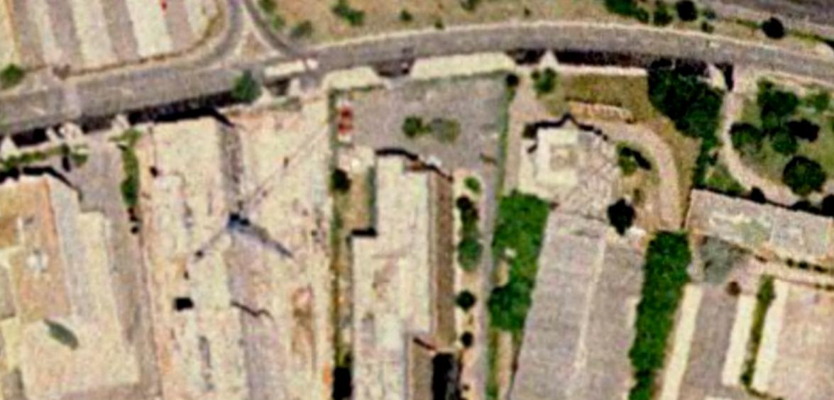 la pagoda, laboratorios jofra, madrid, A-2, en honor a la Tina Patterson, antes, urbanismo, planeamiento, urbano, desastre, urbanístico, construcción