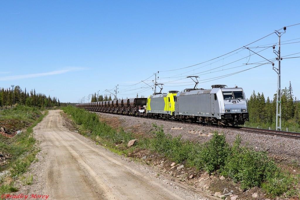 Railcare CE 119 001