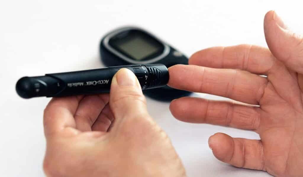 Un lien entre le cortisol et un taux de sucre élevé