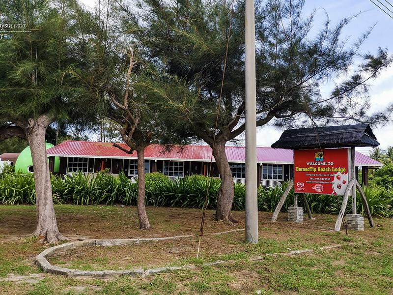 2020 Kudat BorneoTip Beach Lodge