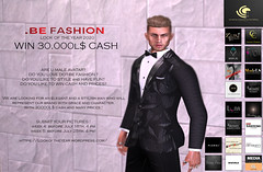 LOOK OF THE YEAR - win 30.000L$ cash
