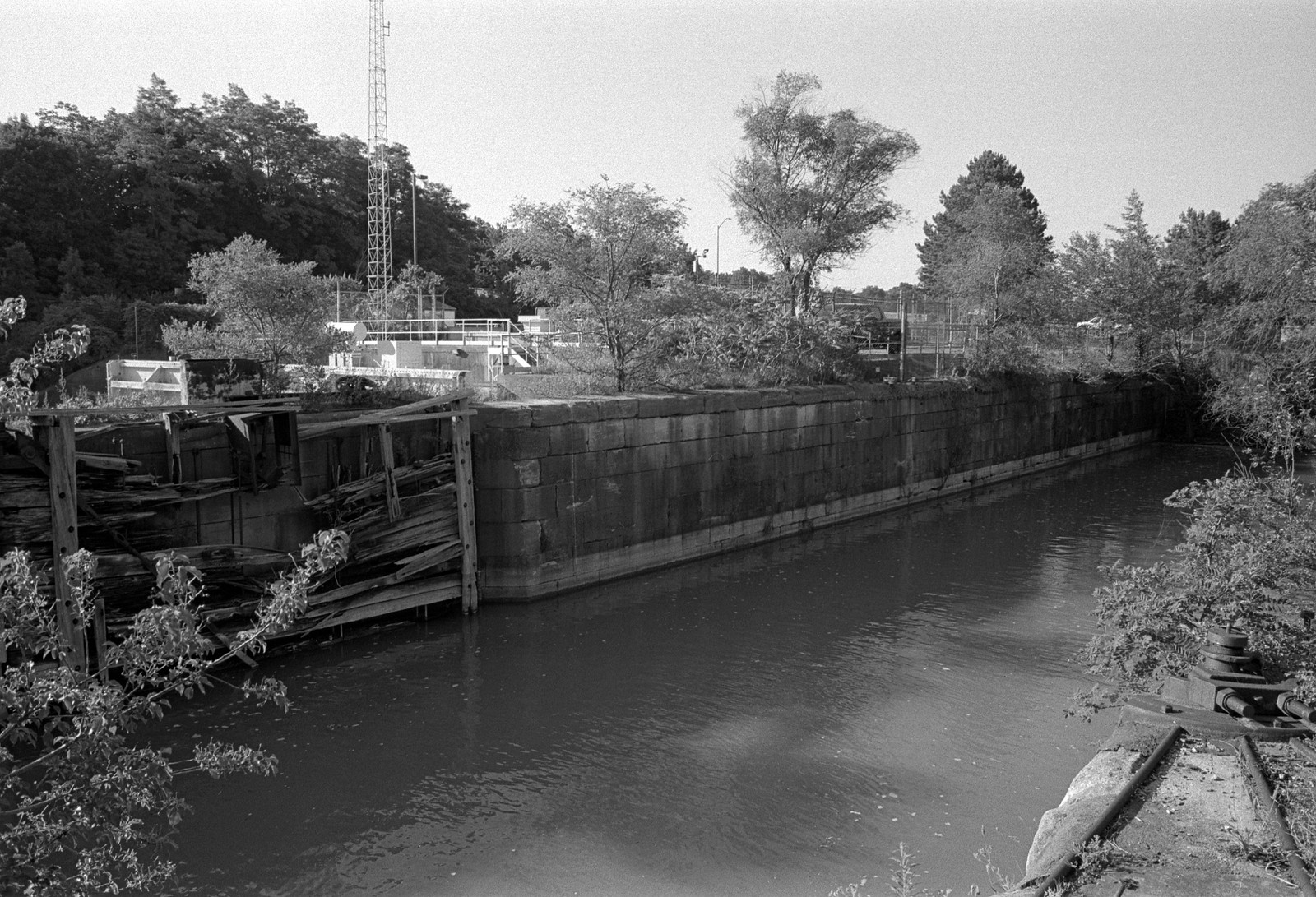 The 3rd Canal - Lock One
