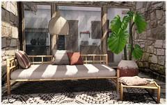Sunny Days - Concept Bambo Corner - Kustom 9 Event