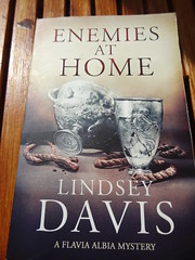Enemies at Home - Lindsey Davis