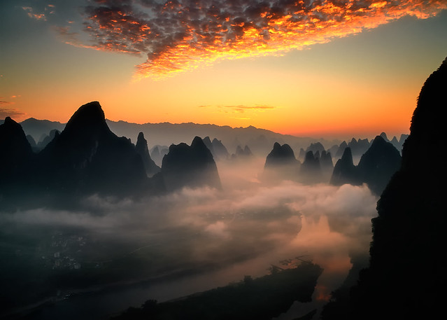 XianggongShan-,another world