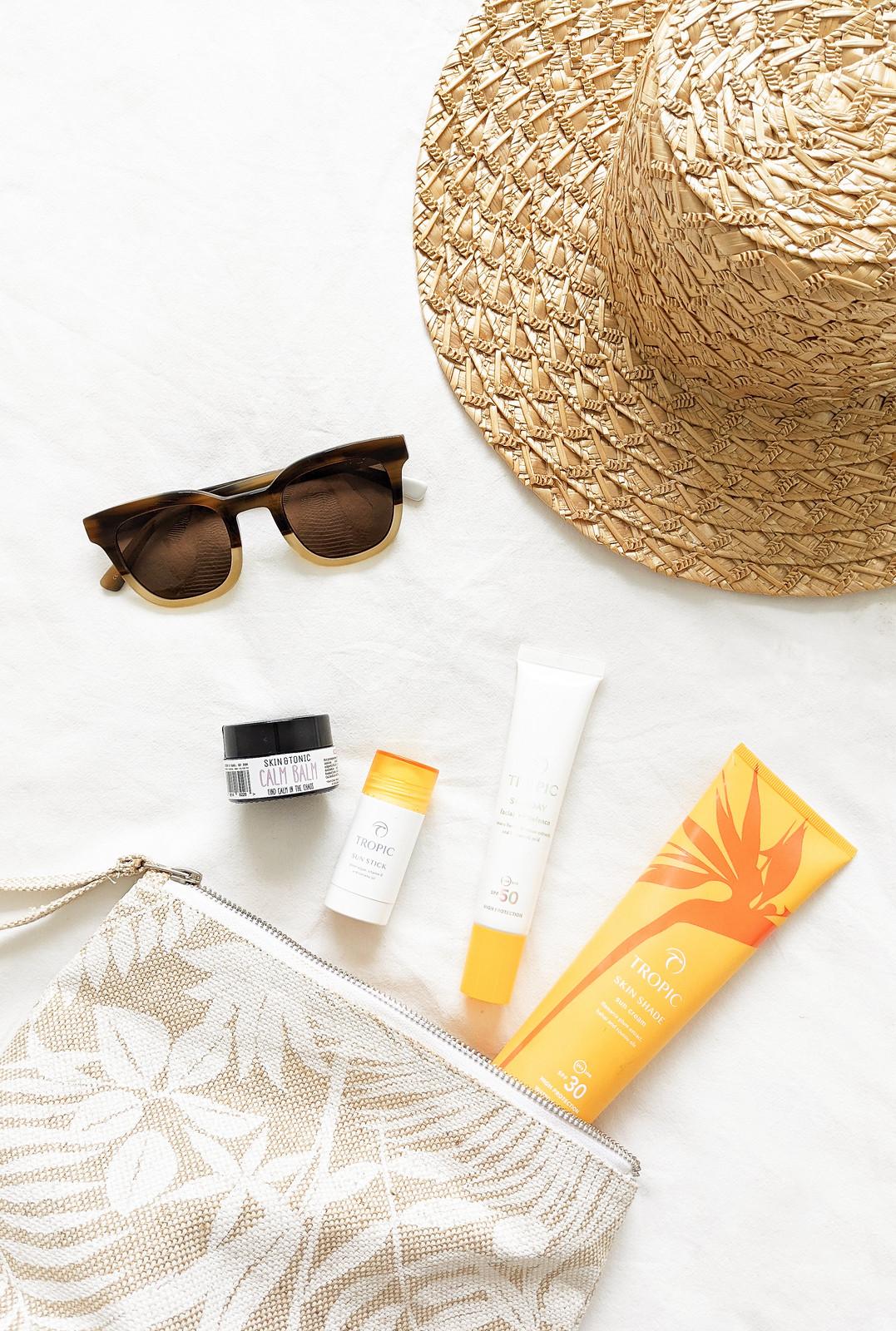 Sustainable Summer Essentials