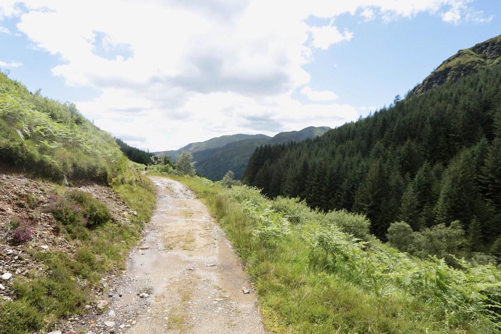 Towards Ben Ledi