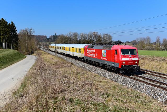 120 153-2 DB Systemtechnik I Dinkelscherben (10640)