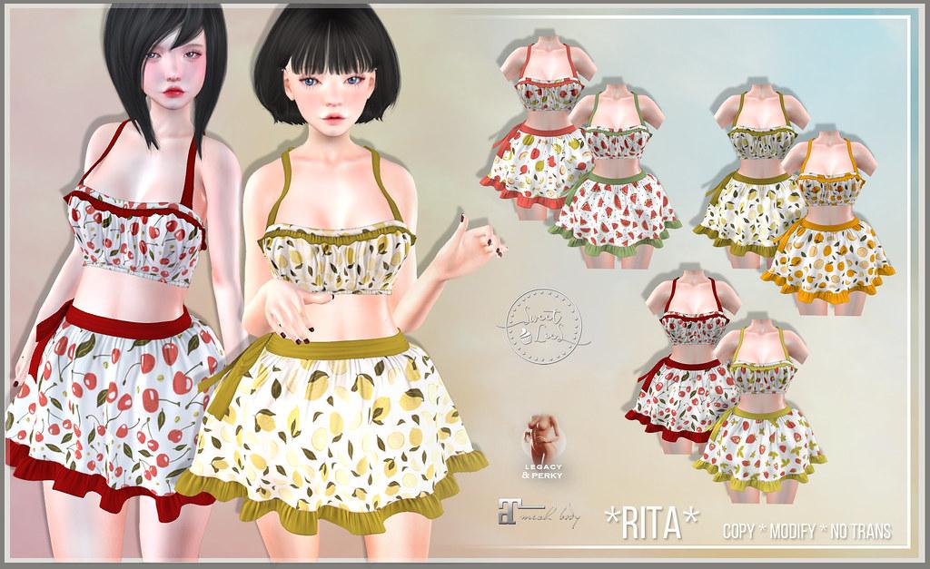 Rita Outfit FatPack – Sweet Lies Original