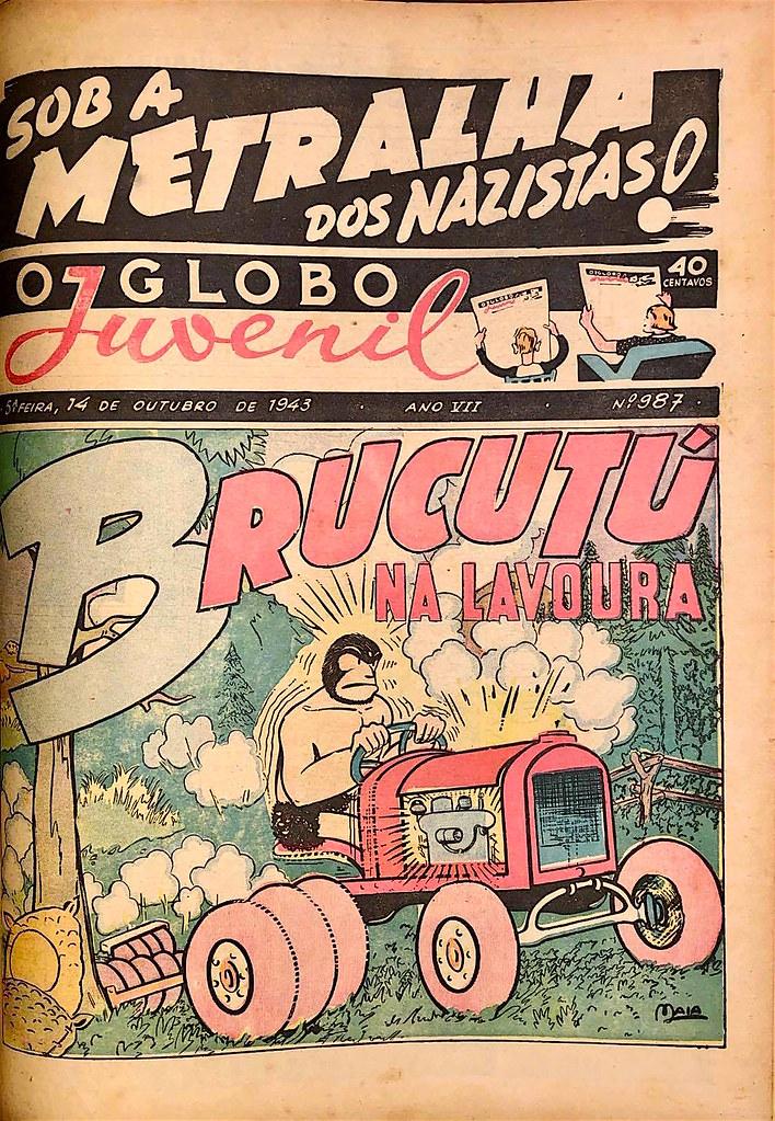 O Globo Juvenil #987