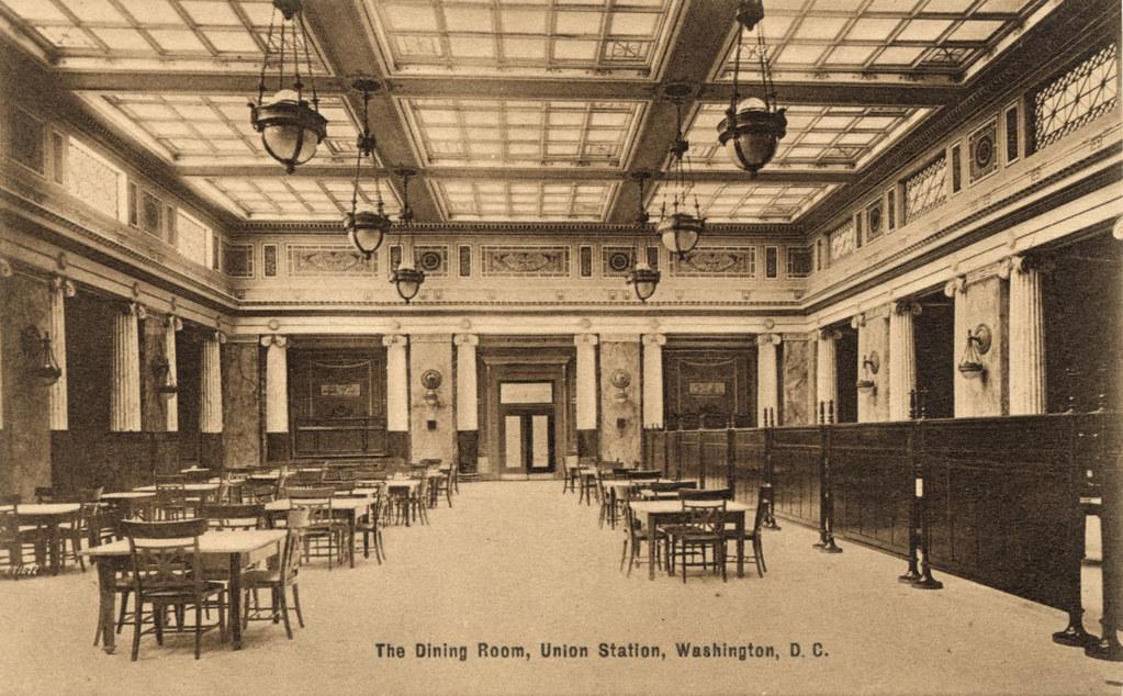 Union Station Dining Room