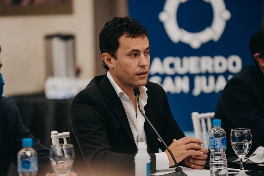 2020-07-13 PRENSA La primera mesa sectorial del Deporte se reunió para aportar al Acuerdo San Juan (5)