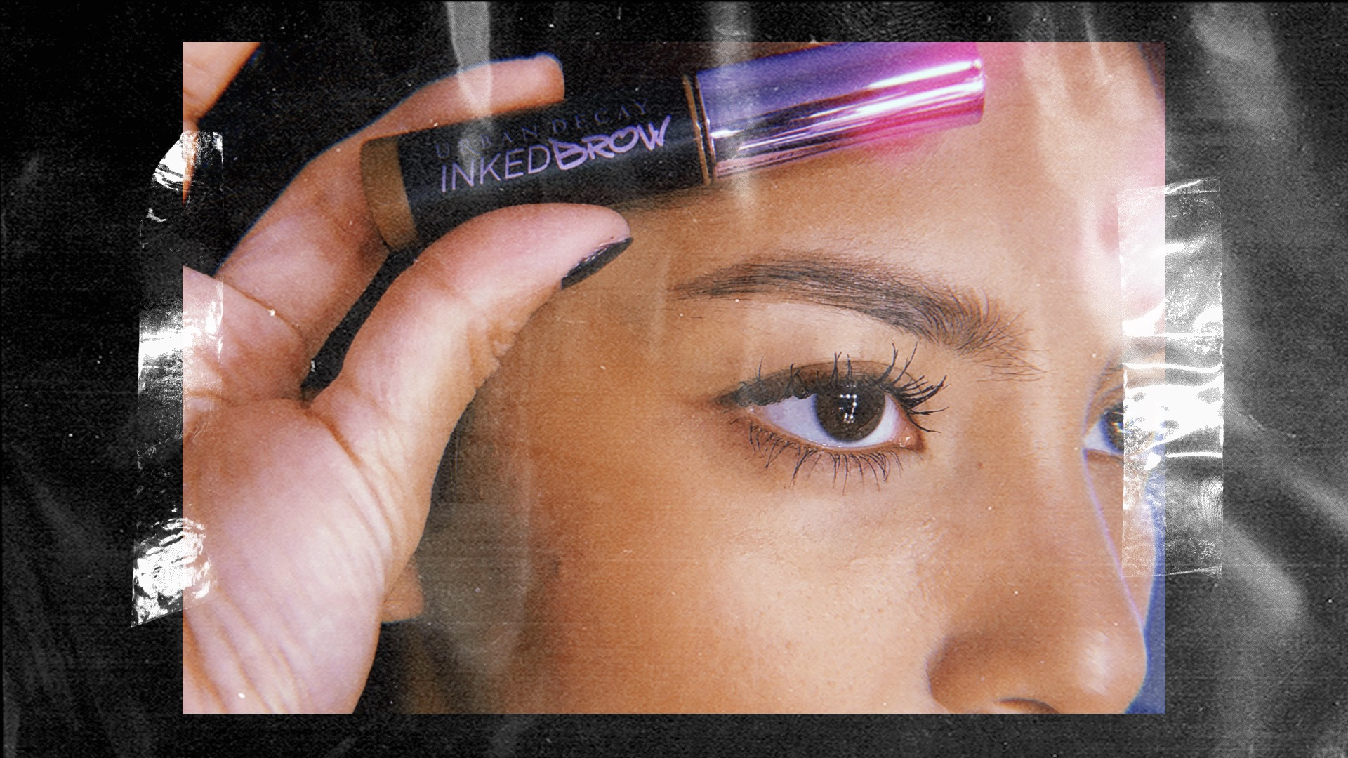 urban decay inked brow neutral nana review swatches