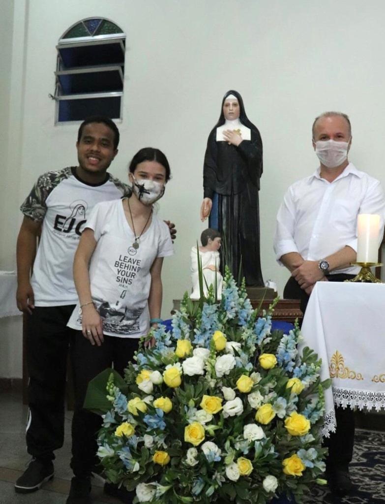 Missa em Honra à Santa Paulina - 2020