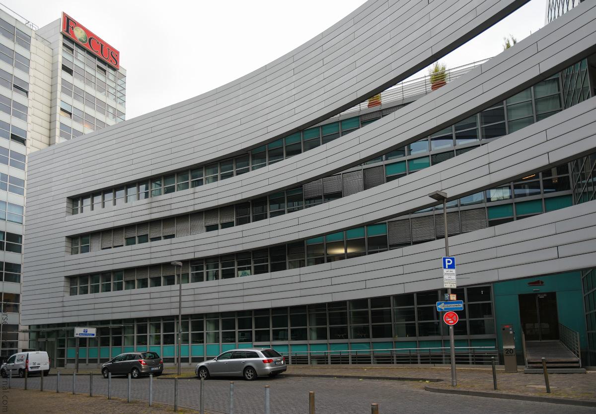 Duesseldorf-Mediahafen-(25)