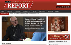 Bishop Hying Interview