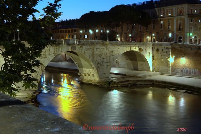 Roma Isola Tiberina e Gianicolo22