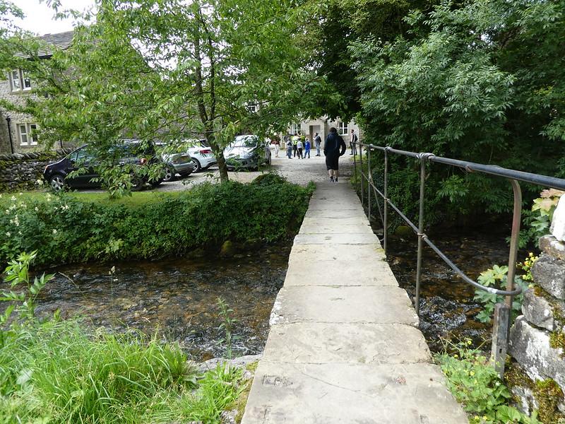 Footbridge in Malham