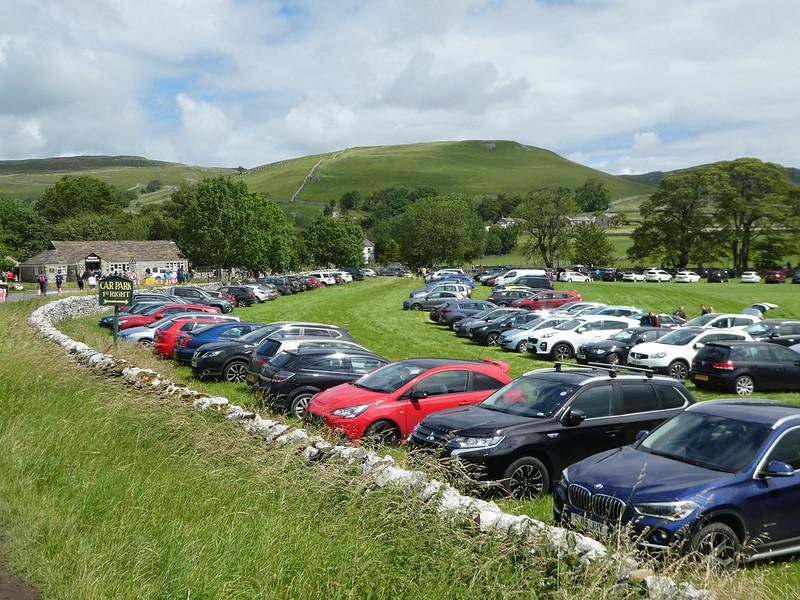 Extra Parking at Malham