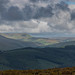 Kinder Scout from Derwent Edge-1961