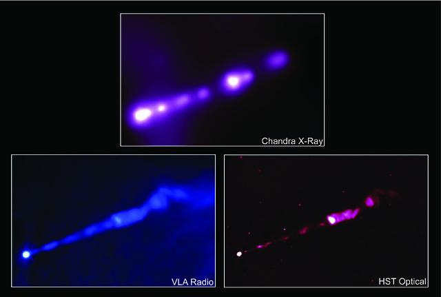 Chandra Sheds Light on the Knotty Problem of the M87 Jet